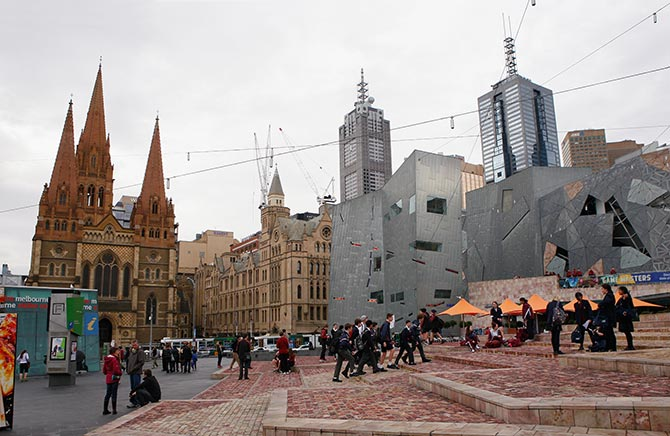 Melbourne is known as a sport and cultural hub world over.