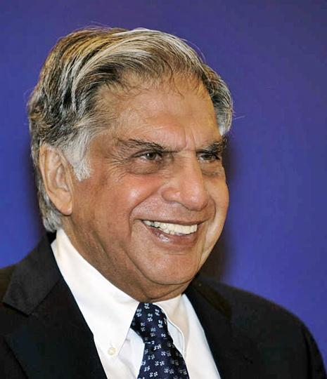 Ratan Tata, chairman Emeritus Tata Sons
