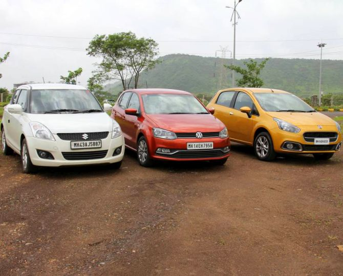 Best car? VW Polo beats Maruti Swift, Punto Evo