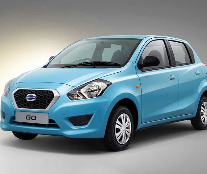 Datsun Go: Affordable with exceptional legroom