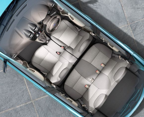 Datsun Go: Affordable with exceptional legroom - Rediff ...