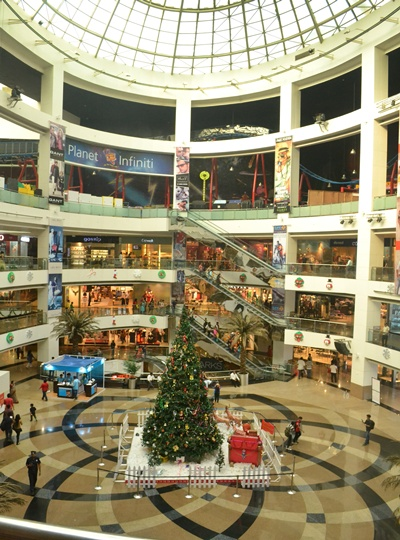 Infiniti Mall in Mumbai