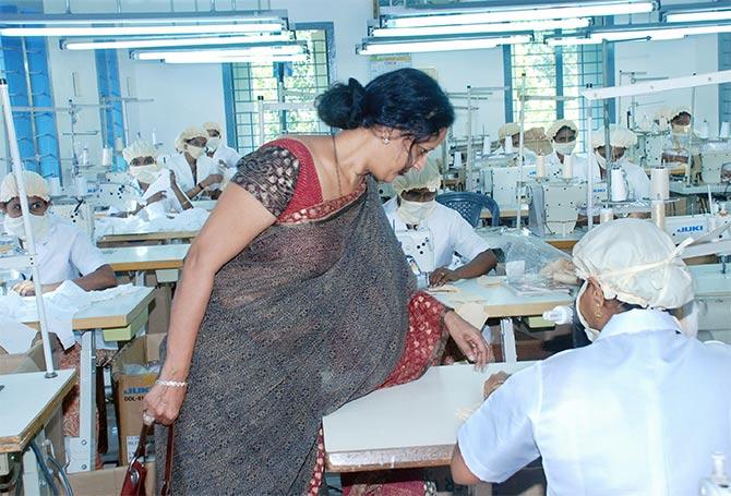 bra factory in mumbai