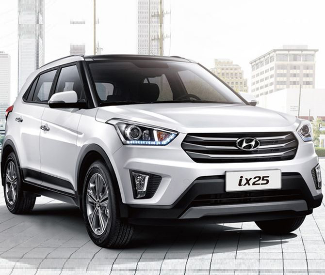 ix25: Hyundai's HOT SUV that will rival EcoSport, Duster