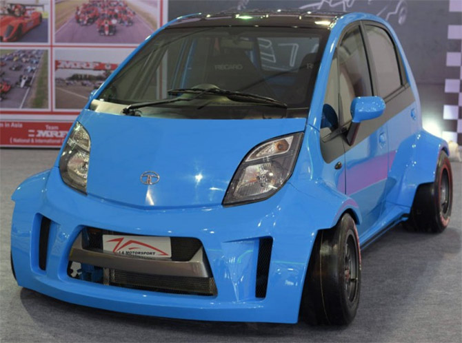 Here comes the fastest super Nano at Rs 25 lakh!