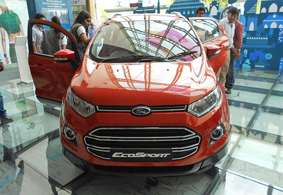 Ford India recalls 20,752 units of EcoSport