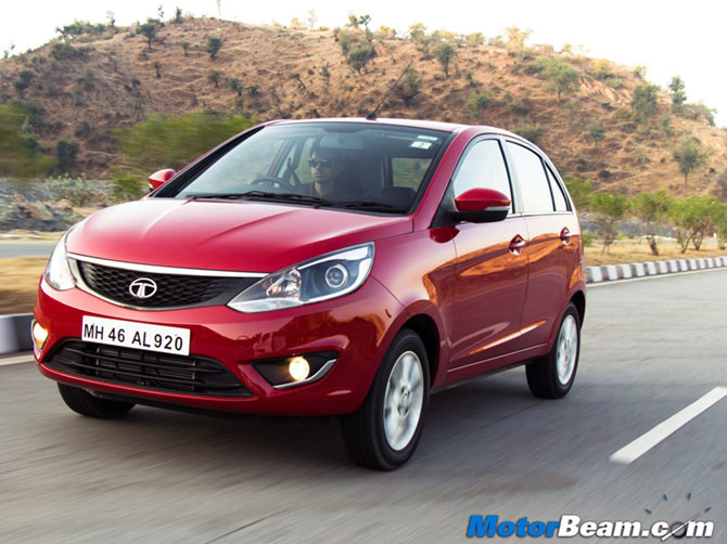 Tata Bolt is a hot hatchback to watch out for