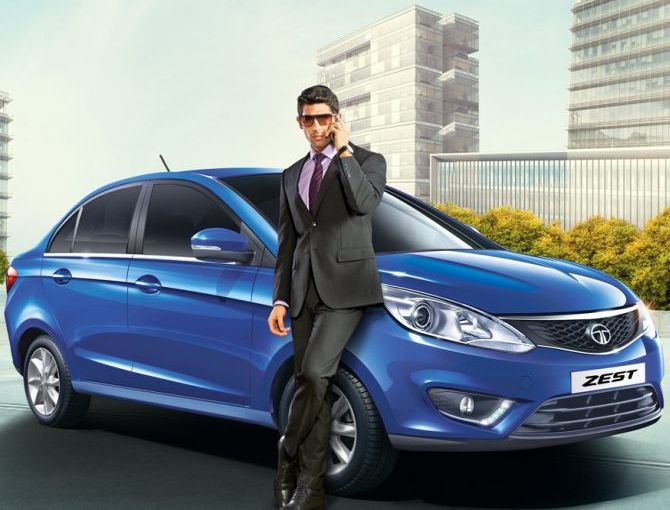 new launched car zestHow Tata Zest is taking on Honda Amaze  Rediffcom Business