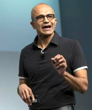 Microsoft chief Nadella to visit India this month
