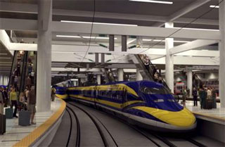 High-speed rail may not be a tough nut for govt
