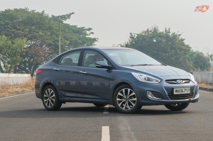 Hyundai Verna has oomph but is not the best-handling sedan