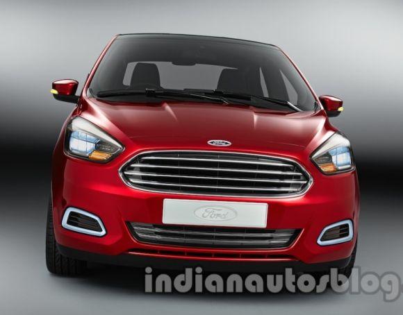Ford unveils gorgeous Figo Concept