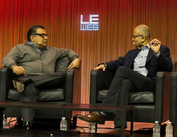India-born Nadella to head Microsoft; attributes rise to cricket