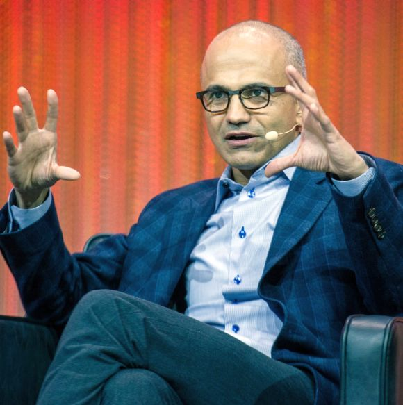 Satya Nadella is a proven leader: Ballmer