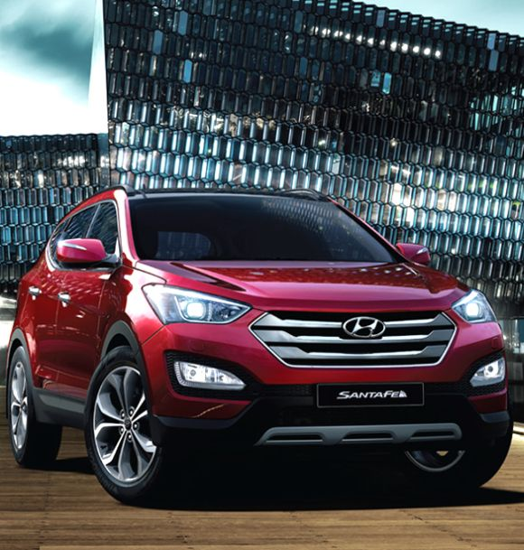 Auto Expo 2014: Hyundai launches new Santa Fe SUV, costs Rs 26.3 lakh