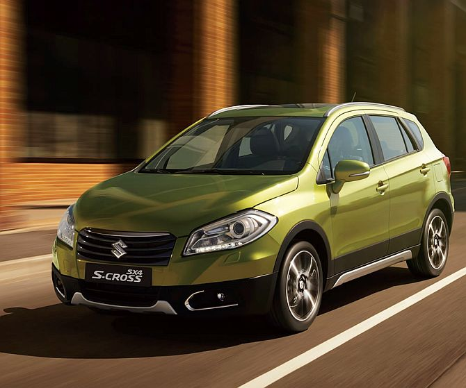 SX4 S-Cross.