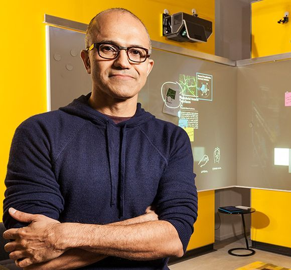 Cricket buff, technocrat, Nadella wears many a hat