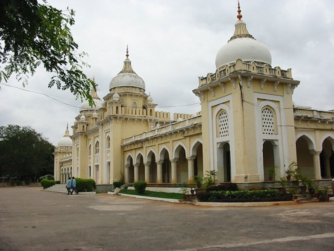 Hyderabad Public School-Begumpet