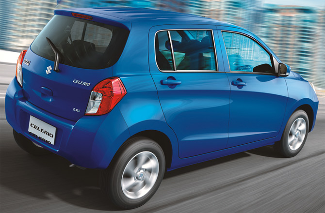 Auto Expo 2014: Maruti launches 'Celerio' at Rs 4.96 lakh
