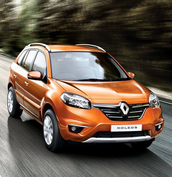 Renault launches new Koleos; Salman Khan gets the first car