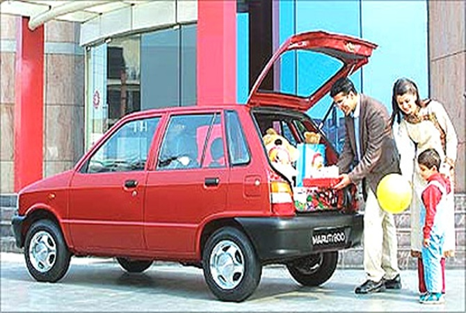 It's the end of an era for iconic Maruti 800