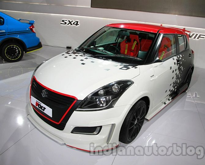 Auto Expo 2014 The Best Cars From Maruti Suzuki Rediff Com Business