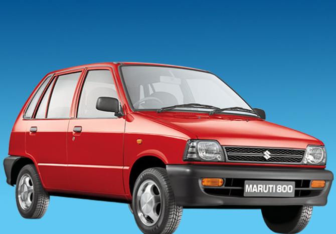 How the humble Maruti 800 changed India