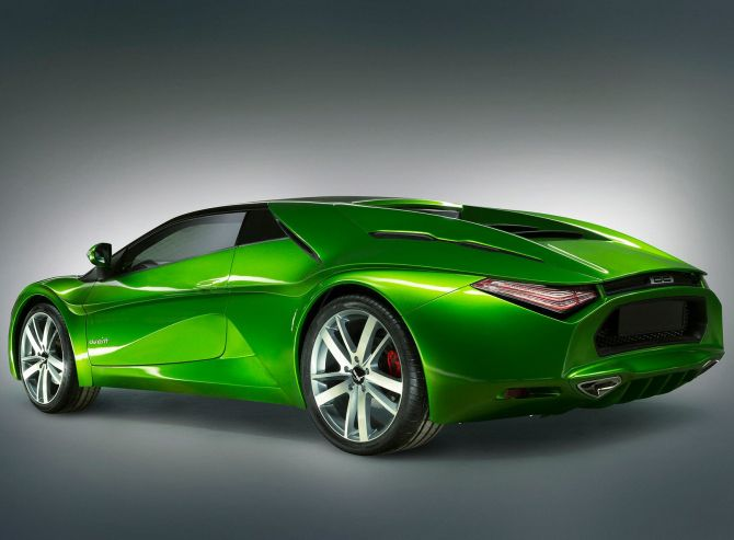 DC Avanti: India's first sports car reaches production stage
