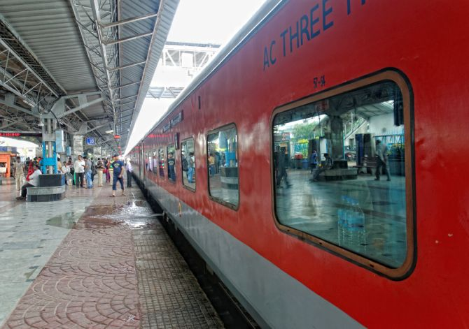 Railways to run 17 premium AC special trains