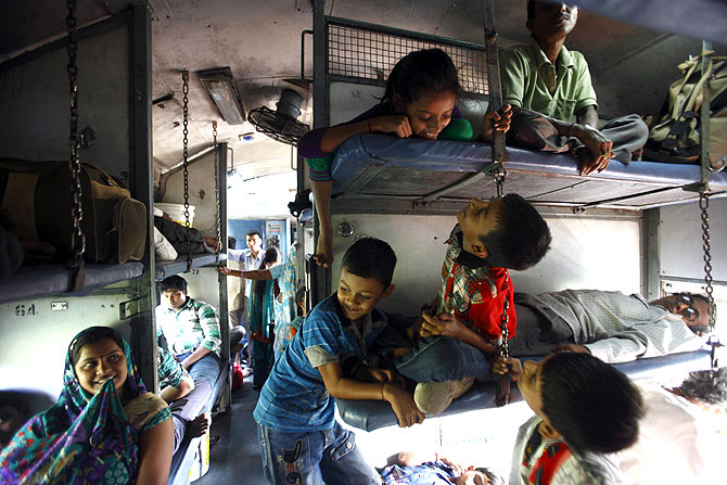 Train travel to get costlier, hike in fares likely