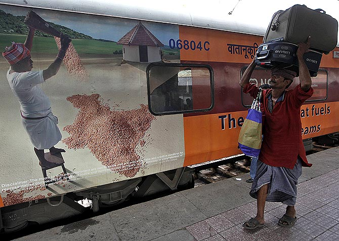 Railway Budget: No hike in passenger fares, freight rates