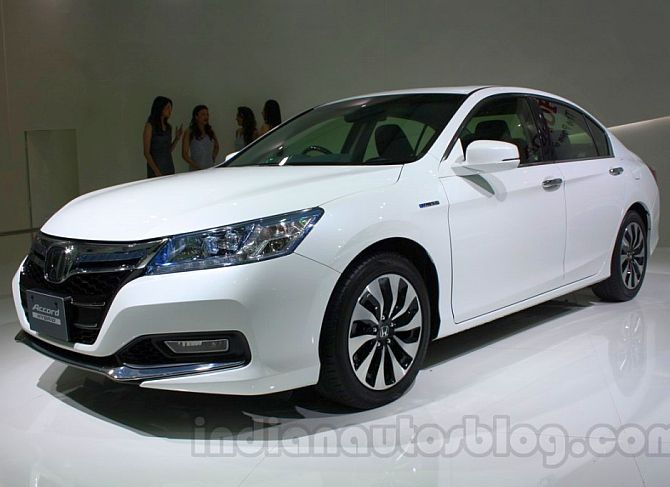 5 Stunning Cars From Honda At The Auto Expo 2014