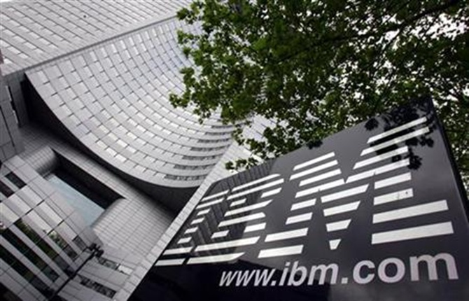 IBM is one of the few admired companies in the world.