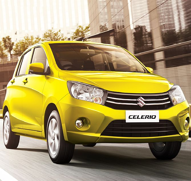 Which variant of Maruti Celerio you should buy?