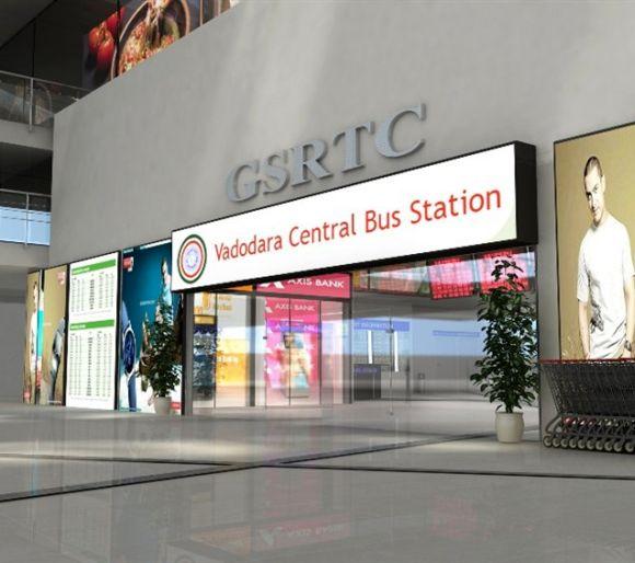 Gujarat's pride: Modi inaugurates swanky Vadodara bus terminal
