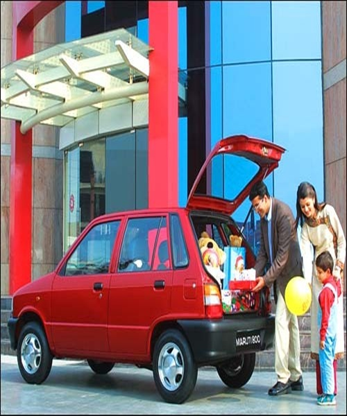 The market has not picked up even after excise duty on small cars was reduced to 8 per cent from 12 per cent earlier.