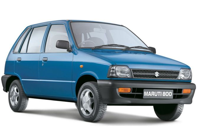 Final Maruti 800 Rolls Out Spare Parts Available For 8 10
