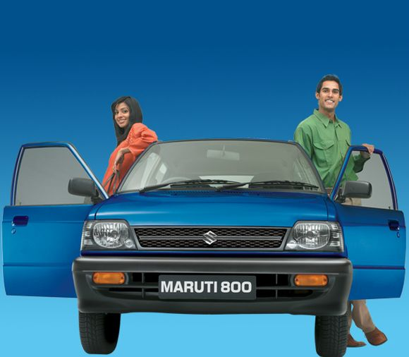 Final Maruti 800 rolls out; spare parts available for 8-10 yrs