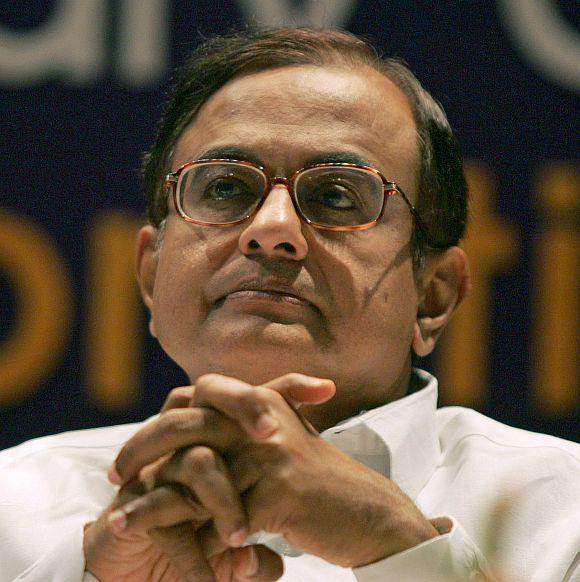 Chidambaram slams critics, says have 'pulled back' economy