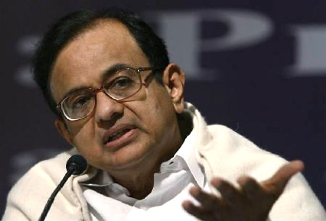 Fiscal deficit will be contained at 4.6% of GDP: Chidambaram