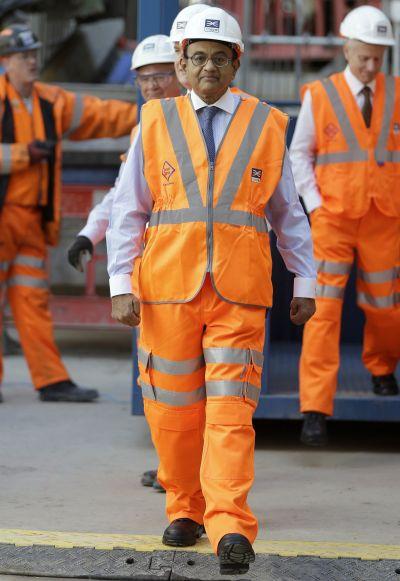 No policy paralysis; economy stable: Chidambaram