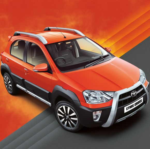 Toyota to officially launch Etios Cross in May; dealers start booking