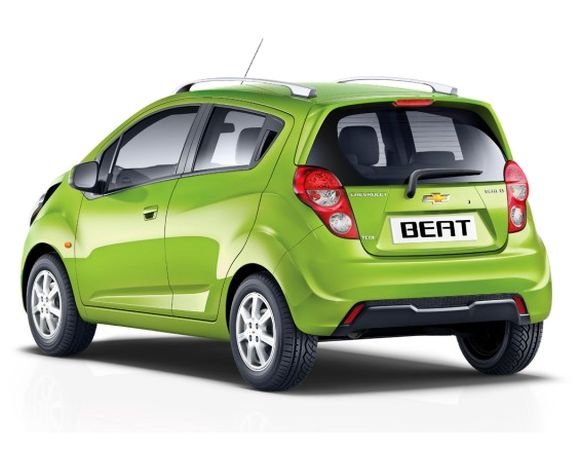 Chevrolet launches all-new Beat at lower prices