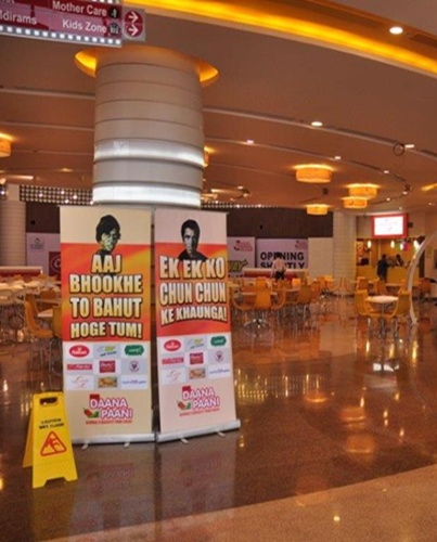 Daana Paani: Visit this unique food court!