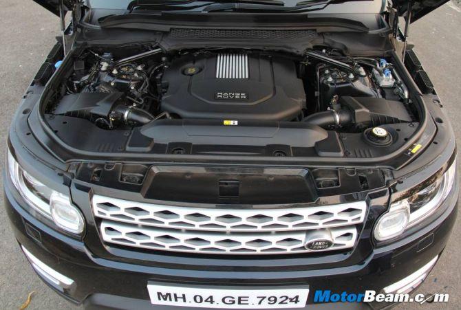 2014 Range Rover Sport: Very few SUV can match it