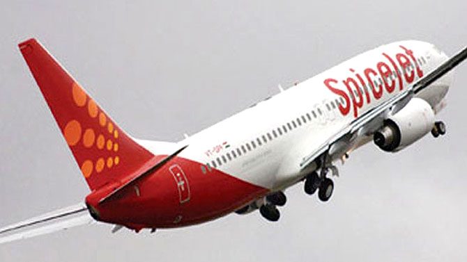 Cockpit was manned all the time, says SpiceJet