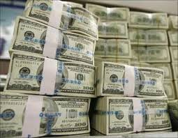Forex reserves jump from $1.09 billion to $295.45 billion