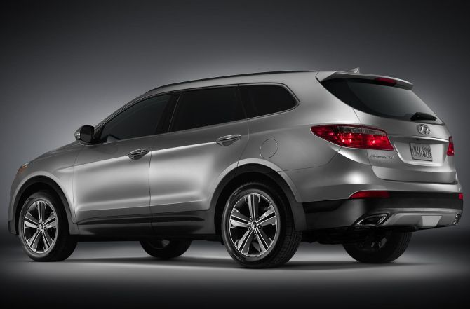 Hyundai Santa Fe: Gorgeous, powerful and loaded with features
