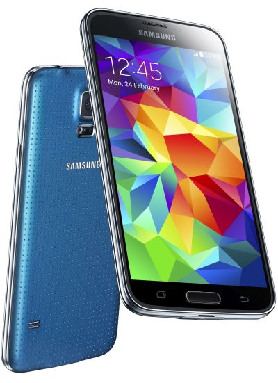Samsung unveils Galaxy S5 for Rs 51,500