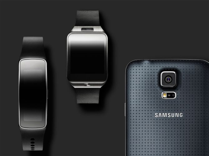 Samsung launches Galaxy S5 with fingerprint scanner